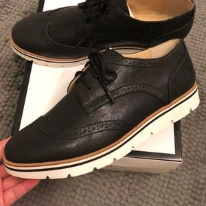 🌸NEW Nine West women oxford lace up 7.5